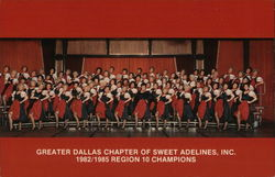 Greater Dallas Chapter of Sweet Adelines, Inc.