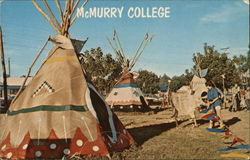 McMurry College - Teepee Village