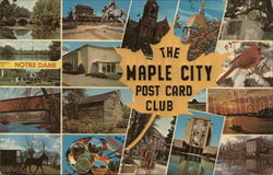 Maple City Post Card Club