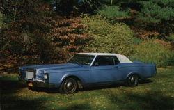 1969 Continental Mark III Coupe