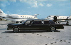 Merlin Car Rental & Blair Limousine