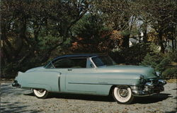 1953 Cadillac Model 62 Coupe