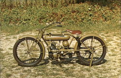 1919 Cleveland Motorcycle