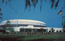 The Wernher von Braun Civic Center