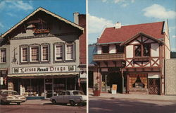Shops in Leavenworth