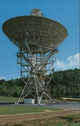The Tracking Station Postcard