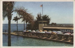 Santa Barbara Biltmore Hotel - Coral Casino Beach and Cabana Club