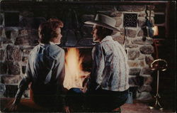 Romance by the Fireplace, Hidden Valley