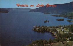 Huletts on Lake George