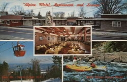 Alpine Motel, Restaurant and Lounge