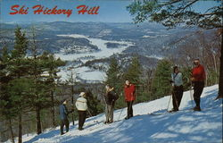 Hickory Hill - Skiing