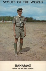 1968 Scouts of the World: Bahamas