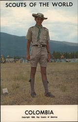 1968 Scouts of the World: Colombia