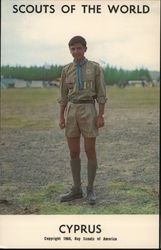 1968 Scouts of the World: Cyprus