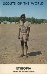 1968 Scouts of the World: Ethiopia