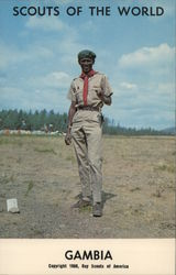 1968 Scouts of the World: Gambia