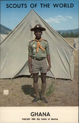 1968 Scouts of the World: Ghana