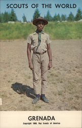 1968 Scouts of the World: Grenada