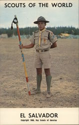 1968 Scouts of the World: El Salvador