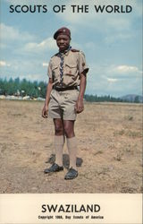 1968 Scouts of the World: Swaziland
