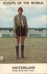 1968 Scouts of the World: Switzerland