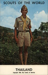 1968 Scouts of the World: Thailand