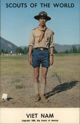 1968 Scouts of the World: Viet Nam