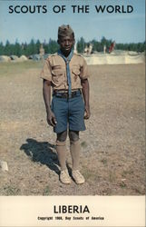 1968 Scouts of the World: Liberia