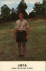 1968 Scouts of the World: Libya