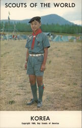1968 Scouts of the World: Korea