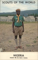 1968 Scouts of the World: Nigeria
