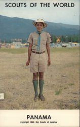 1968 Scouts of the World: Panama