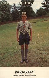 1968 Scouts of the World: Paraguay