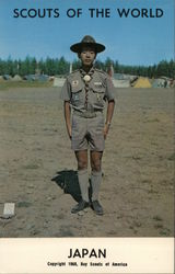 1968 Scouts of the World: Japan