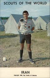 1968 Scouts of the World: Iran