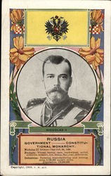Nicholas II, Russian Monarch