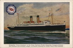 "Steamship ""Great Northern"""