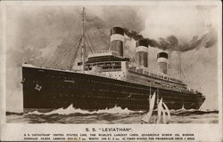 "S.S. ""Leviathan"""