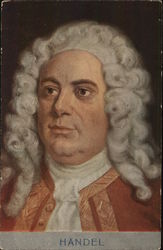 Head Shot of Handel