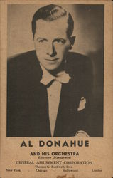 Al Donahue and His Orchestra