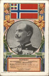 Haakon VII, Monarch of Norway