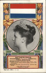 Queen Wilhelmina of Netherlands