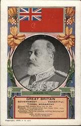 Edward VII, Monarch of Great Britain