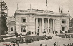 Washington Building - The Alaska, Yukon, Pacific Exposition