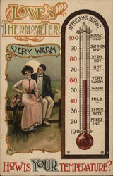 Love's Thermometer Very Warm