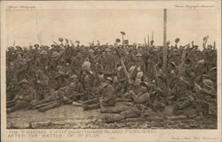 The Fighting Fifth (Northumberland Fusiliers) After the Battle of St. Eloi