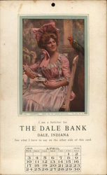 The Dale Bank, Indiana - April 1910