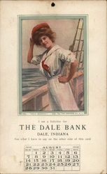 The Dale Bank, Indiana - August, 1910
