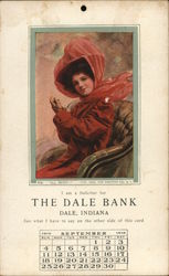 "Woman in Car, ""All Ready"" The Dale Bank"