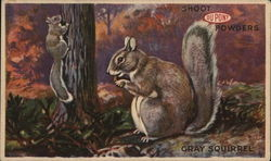 Shoot DuPont Powders Gray Squirrel